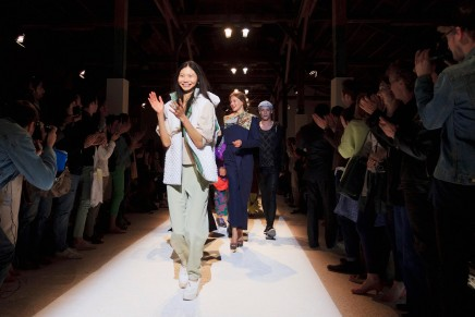 2012 Hyères Festival: The Chloe award went to Steven Tai