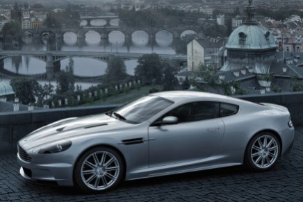 Aston Martin to celebrate 100 years with a special centenary car