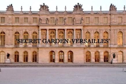 Enjoy the Silence: Dior's secret garden at Château de Versailles