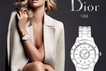 Dior VIII in black and white: Yang has found its yin