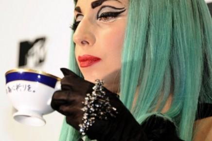 Lady Gaga's We pray for Japan teacup hits $50,000