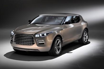 Lagonda SUV Concept revived
