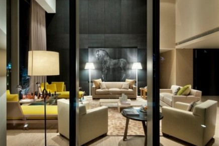 Marq on Paterson Hill Singapore: World's first apartment fully decorated by Hermès