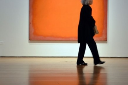 Mark Rothko's Orange, Red, Yellow – the most expensive contemporary artwork