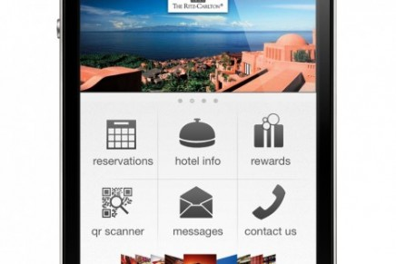 Ritz-Carlton debuts mobile app with personal tips from president