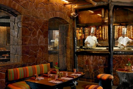 Bukhara Pop-up dining experience