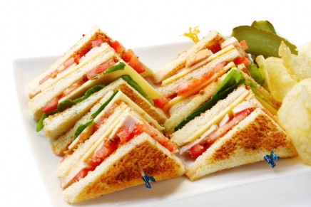Paris, Geneva and Oslo – the most expensive cities for ordering a club sandwich