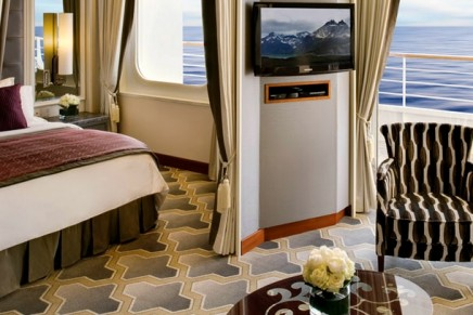 First-ever Cruise Design Award goes to Crystal Serenity