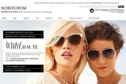 Nordstrom, Bergdorf Goodman and Barneys New York ranks first in luxury for wealthy shoppers: survey