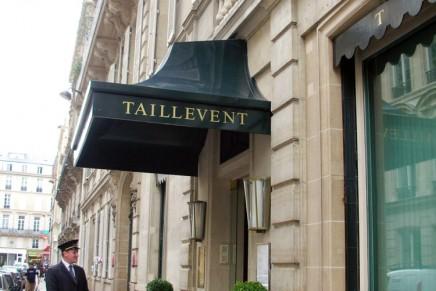 Taillevent, Cristal Room and Atelier de Joël Robuchon win Zagat's Best restaurants in Paris