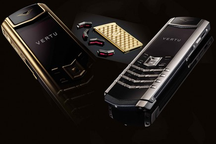 Nokia to sell the luxury Vertu division