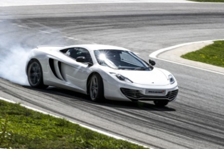 More powerful, more fuel efficient and more exclusive: the enhanced McLaren MP4-12C