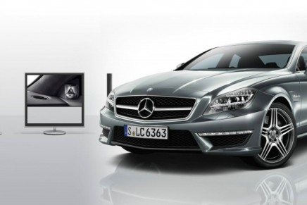 Bang & Olufsen BeoSound AMG High-End Sound System now available for the CLS-Class