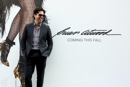 Brian Atwood's acquisition to accelerate the development as a global luxury brand