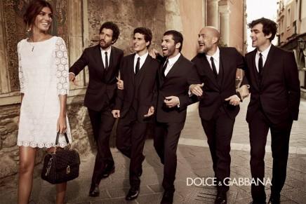 Dolce & & Gabbana Couture: Italian beauty and romance