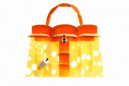 Kelly bag for picnic