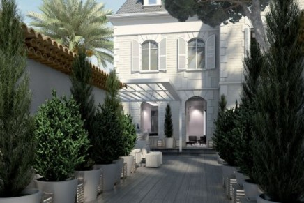LVMH's White 1921 boutique hotel opened in Saint-Tropez