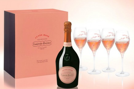 Laurent-Perrier to provide bursary for the UK's first hotel management school