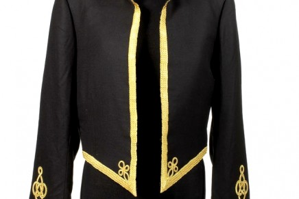Michael Jackson's Dege & Skinner Saville Row jacket to be auctioned