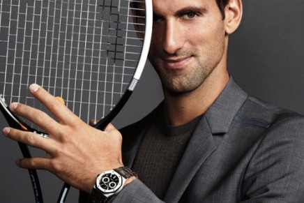 Audemars Piguet ambassador Novak Djokovic unveils his defining moment