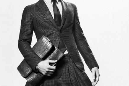 Ageless elegance: Giorgio Armani autumn winter 2012-2013 ad campaign