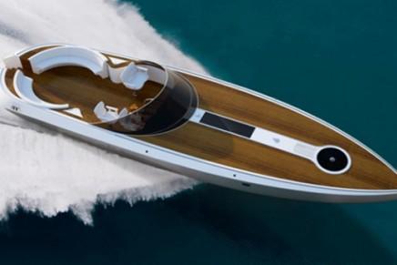 Dartline 60′ concept yacht