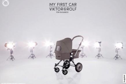 My first car: Viktor&Rolf for Bugaboo