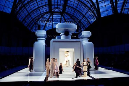 Paris Haute Couture Fashion Week and haute joaillerie day