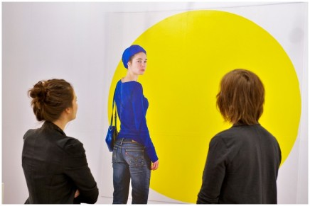 The 43rd edition of Art Basel in Switzerland