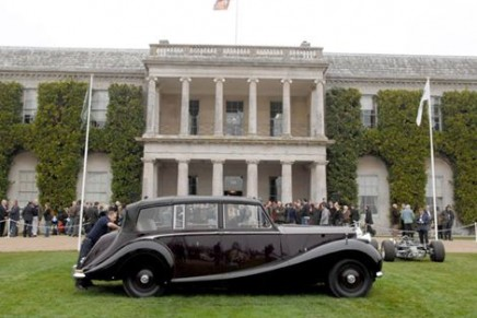 2012 Goodwood Festival of Speed – the largest motoring garden party in the world