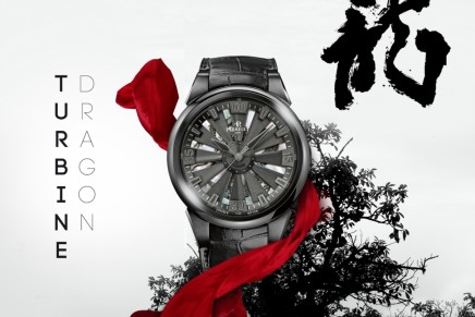 Perrelet Turbine Dragon Watch to engender happiness and harmony