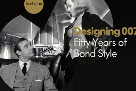 Happy Birthday Mr Bond. 50 years of Bond style
