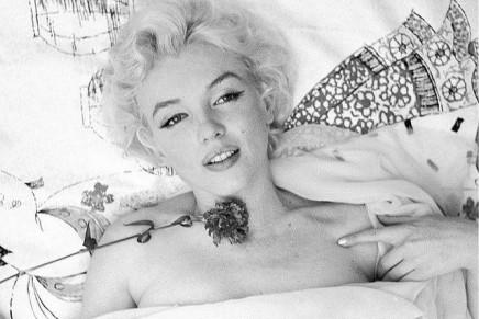 Monroe – the star of Ferragamo's newest exhibition