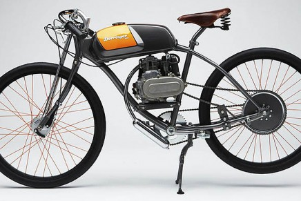 Derringer Cycles: Board-track-style motorcycles revived