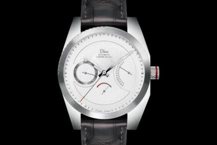 Technological choreography: Dior Homme Chiffre Rouge C01 limited edition