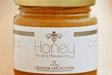 Honey from the Manufacture Jaeger-LeCoultre