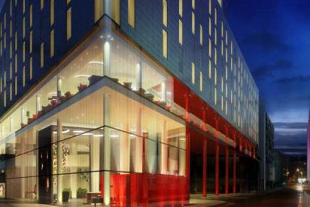 Just in time for Olympics: Hilton London Wembley