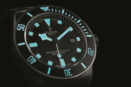 High technology instrument for the deep: TUDOR PELAGOS superlative watch.Sponsored video by Tudor