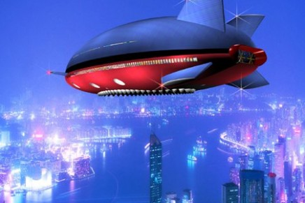 Aeroscraft airborne hotel: the future cruise liner of the sky
