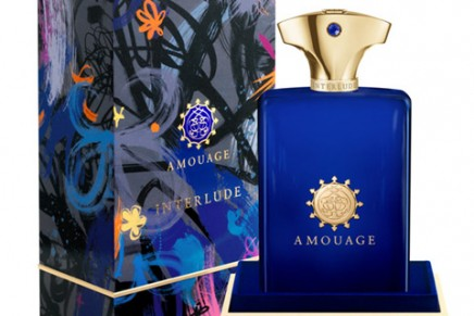 Amouage Interlude unveiled