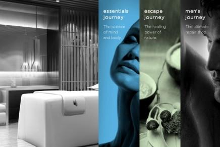 Global Spa Trends. Hilton's version.