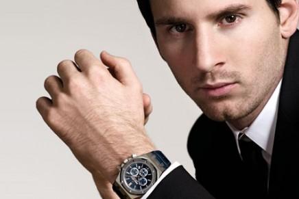 Audemars Piguet's chronograph dedicated to the world's best football player