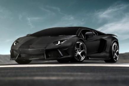 How to turn a guy's head: Mansory Carbonado Lamborghini Aventador