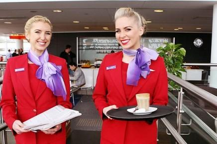 Etiquette lessons for Virgin Australia cabin crew