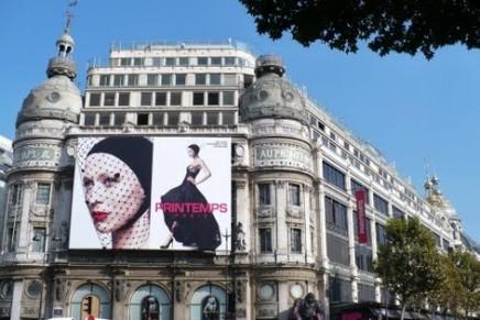 Printemps Paris to have Dior's Christmas window displays