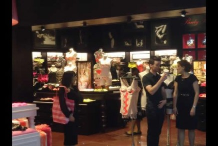 UK's first Victoria's Secret store opens at Westfield Stratford City