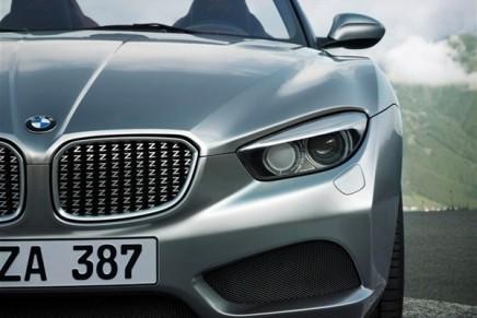 2013 BMW Zagato Roadster