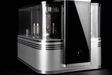 Art-deco Audio Power Labs 50TNT inimitable amplifier
