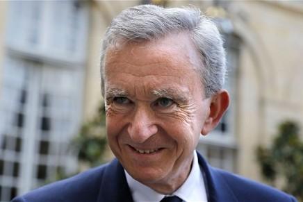 France's richest man Bernard Arnault still pays taxes in France