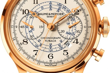 Baume & Mercier's historical perspective at TimeCrafters 2012